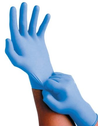 tandarts handschoenen